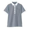 半袖ポロシャツ HM2679(L)(アルプス) 1