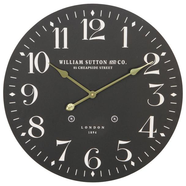 掛時計LONDON 1894 Φ60cm BK(72718) 1
