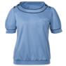 半袖プルオーバー EST534(3L)(ブルー) 1