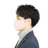 接触冷感マスク 5枚セット(薄手/大きめタイプ)【ピンク】 2