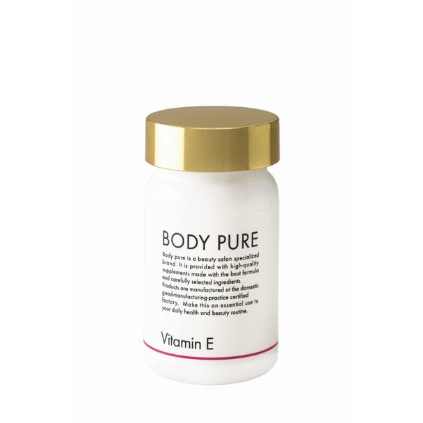 BODY PURE ビタミンE 30カプセル 1