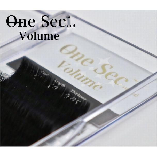 ONE SEC・BLACK[Jカール太さ0.05長さ13mm] 1