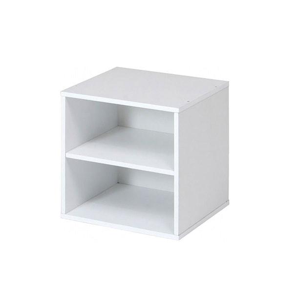 キューブボックス棚付WH(81904)3個セット 1
