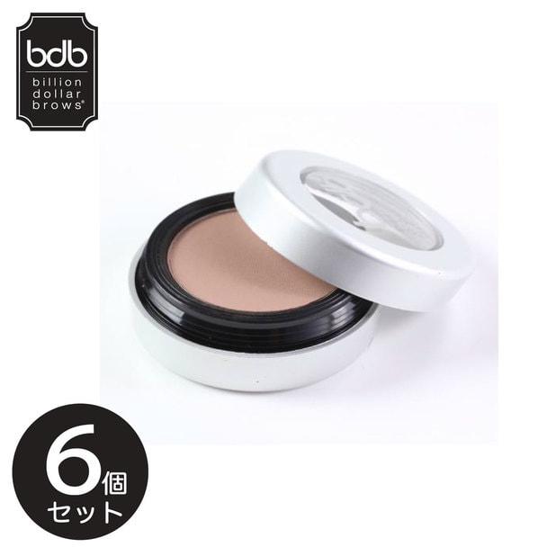 【bdb】眉用パウダー(ライトブラウン)×6本
