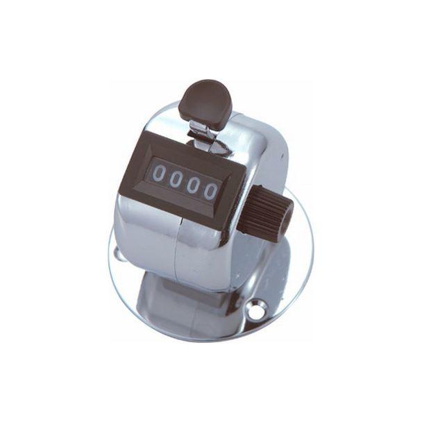 数取器 A 金属製 台付型(75078)