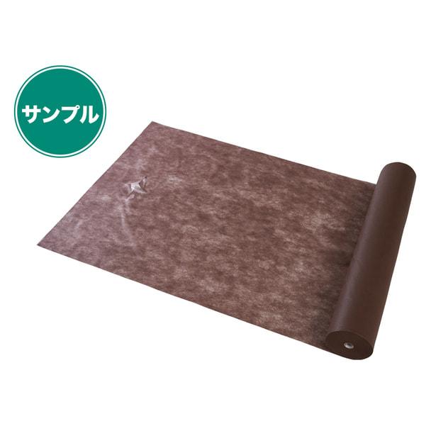 【サンプル】使い捨て有孔ベッドシーツ SP(ダークブラウン) 1