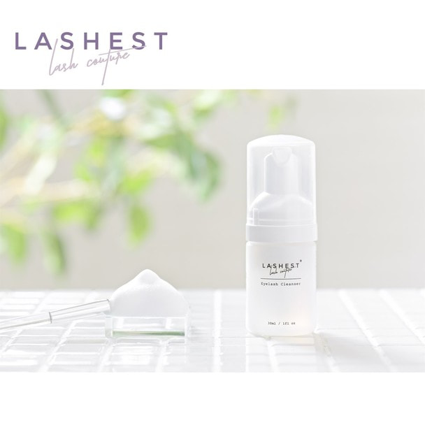 【LASHEST】Eyelash Cleanser 30ml