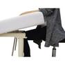 有孔リクライニングワイドマッサージベッドW-7 ダークブラウン【L190×W70cm】 6