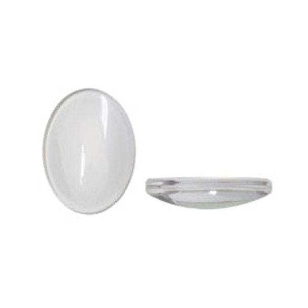 オーバルガラス ディスプレイビーズ 48P 1