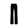 ストレッチパンツE-3042(S)(ブラック) 1