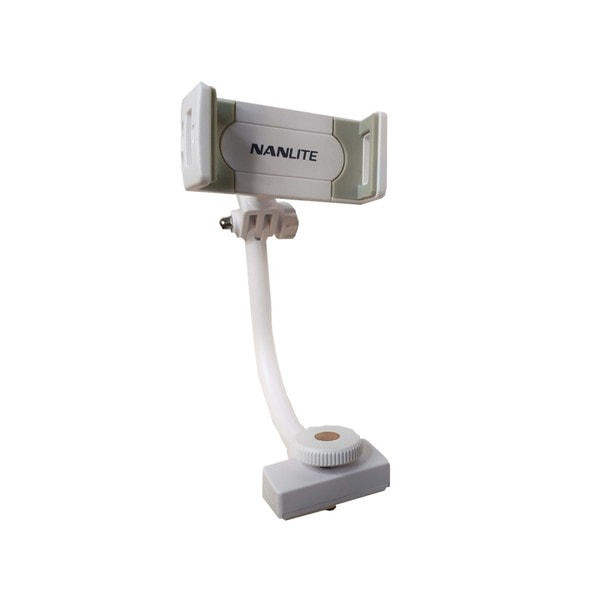 シャドーレスLEDライト  スマートフォンホルダー 1