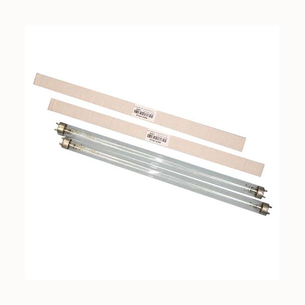 殺菌スリッパ保管庫 殺菌ランプ TOHO15S 15W 2本セット