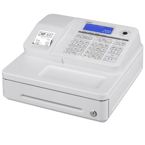 カシオ電子レジスターSR-S200-WE 1