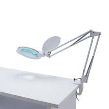 拡大レンズ付LEDライト(クランプ式)
