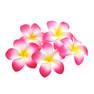 インテリアフラワー(プルメリア)【お得な3色セット(計15個)】 3