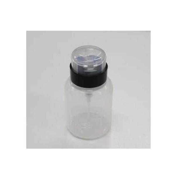 【テクニコ】プラスチックポンプ(黒)(xpob)