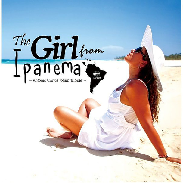 【CD】 The Girl from Ipanema ~アントニオ・カルロス・ジョビン トリビュート~