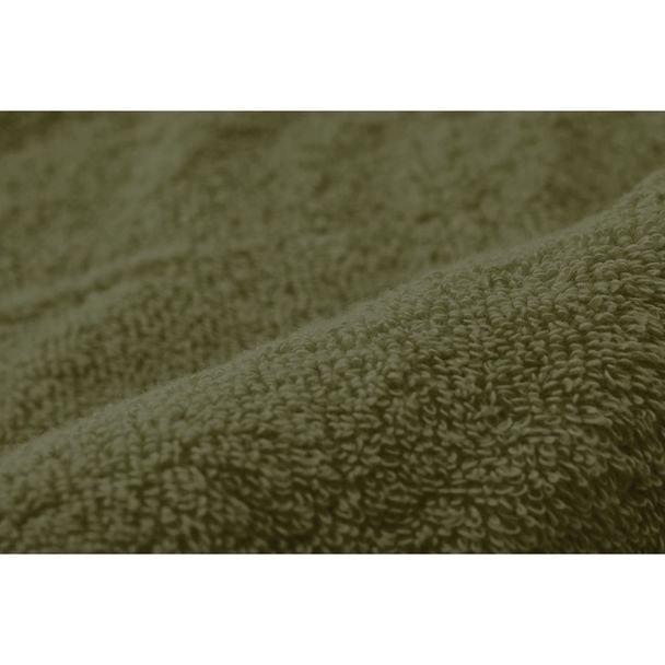 【今治タオル】ホイップエアー(Whip Air)ベッドシーツ 138×200cm(オリーブグリーン) 1