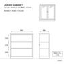 JOKER CABINET 開き戸タイプ(103470) 5