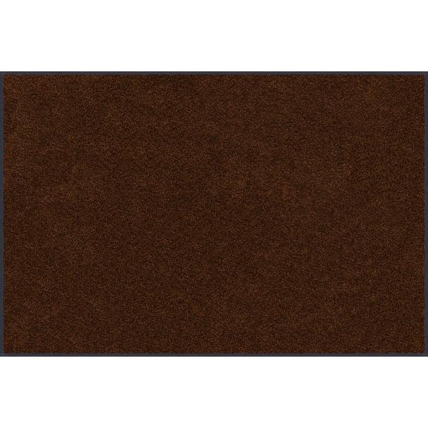 【玄関マット】スタンダードマットS ココアブラウン(50×75cm) 1
