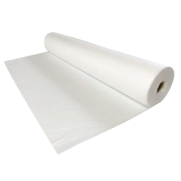 使い捨てベッドシーツ【厚手タイプ・非防水】ホワイト 幅80cm×90M 1