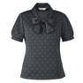 ポロシャツ ESP558(3L)(ブラック) 1