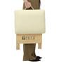 木製折りたたみスツールSP(アイボリー) 4