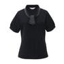 ポロシャツ ESP404(S)(ブラック) 1