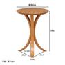 サイドテーブル(WH)(95946) 8