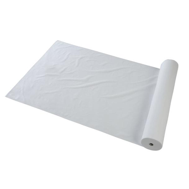 使い捨てベッドシーツ SP【やわらかタイプ】ホワイト 幅80cm×90M 1
