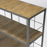 CALVI WIDE SHELF 3