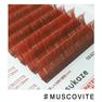 フラットラッシュ<モスコバイト>[SCカール 太さ0.15 長さ7~12mmMIX] 2