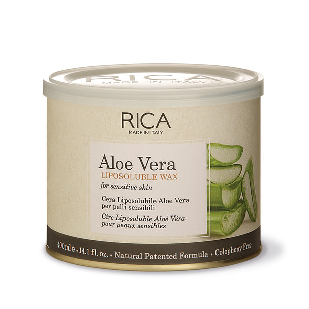 RICA リポソルブルワックス ALV(アロエベラ)400ml 1