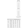 ENHナースパンツ73-943(4L)(ピンク) 4