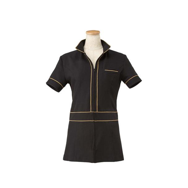 衿付ノワールパンツスーツP-3(XL)(黒) 1