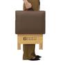 木製折りたたみスツールSP(ダークブラウン) 4