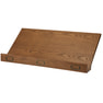 【シャビーシック】天然木製シェルフMERCURY専用ブックスタンド 1