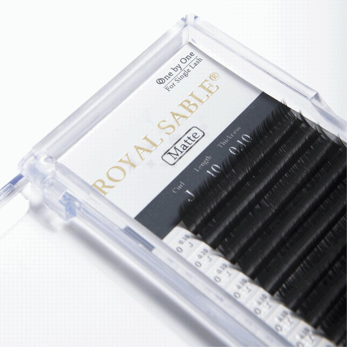0ed8ef80834 ROYAL SABLE[Jカール太さ0.10長さ6-15MIX]の卸・通販 | アイラッシュ ...