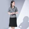 ポロシャツ ESP556(LL)(ブラック) 7