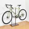 室内自転車スタンド 1台用(ブラウン) 3