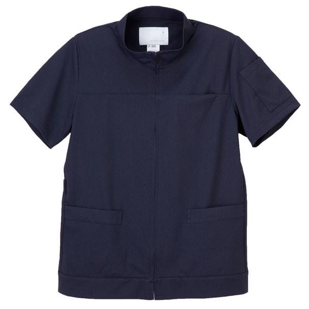 LH6262 男子上衣(S)(ネイビ―) 1