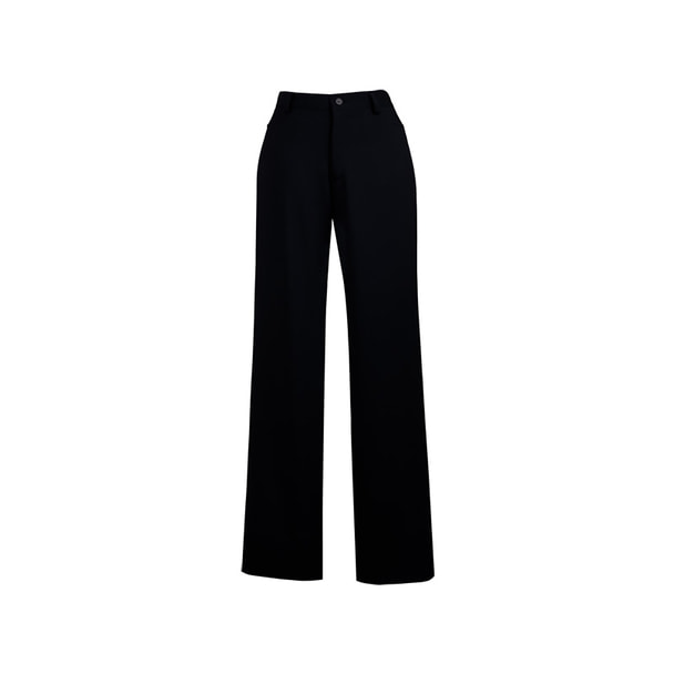ストレッチパンツE-3104(S)(ブラック) 1
