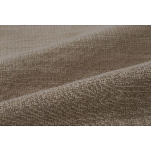 【今治タオル】薄くて軽いガーゼの様なタオル バスタオル (65×135cm)9116(ベージュ) 1