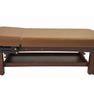 【FORTE】アームレスト可動式高級木製リクライニングベッド「フォルテ」 10