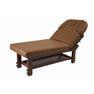 【FORTE】アームレスト可動式高級木製リクライニングベッド「フォルテ」 3