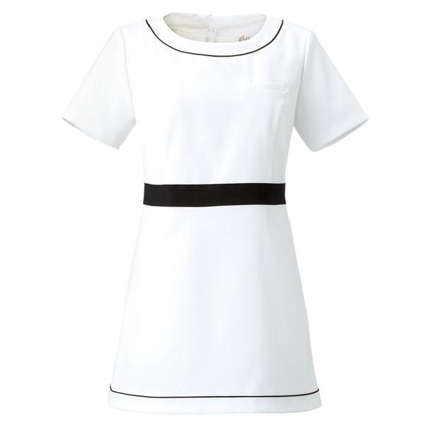 チュニックCL-0183(13号)(ホワイト) 1