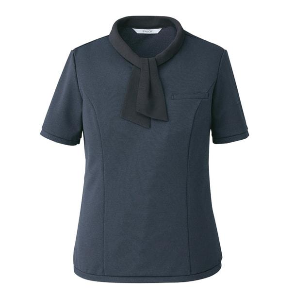 ポロシャツ ESP706(S)(ネイビー) 1