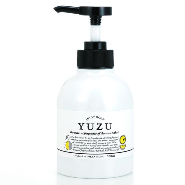 デイリーアロマジャパン YUZUシリーズ ボディーソープ 300ml