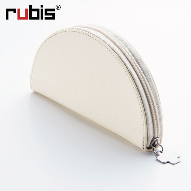 【rubis】オリジナル制菌ツイーザーケース ホワイト