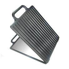 角型バックミラーY4505 チタンブラック チタンブラック